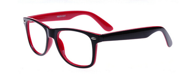 2015 fashion big glasses frame men and women retro vintage decorative frames without lenses round glass