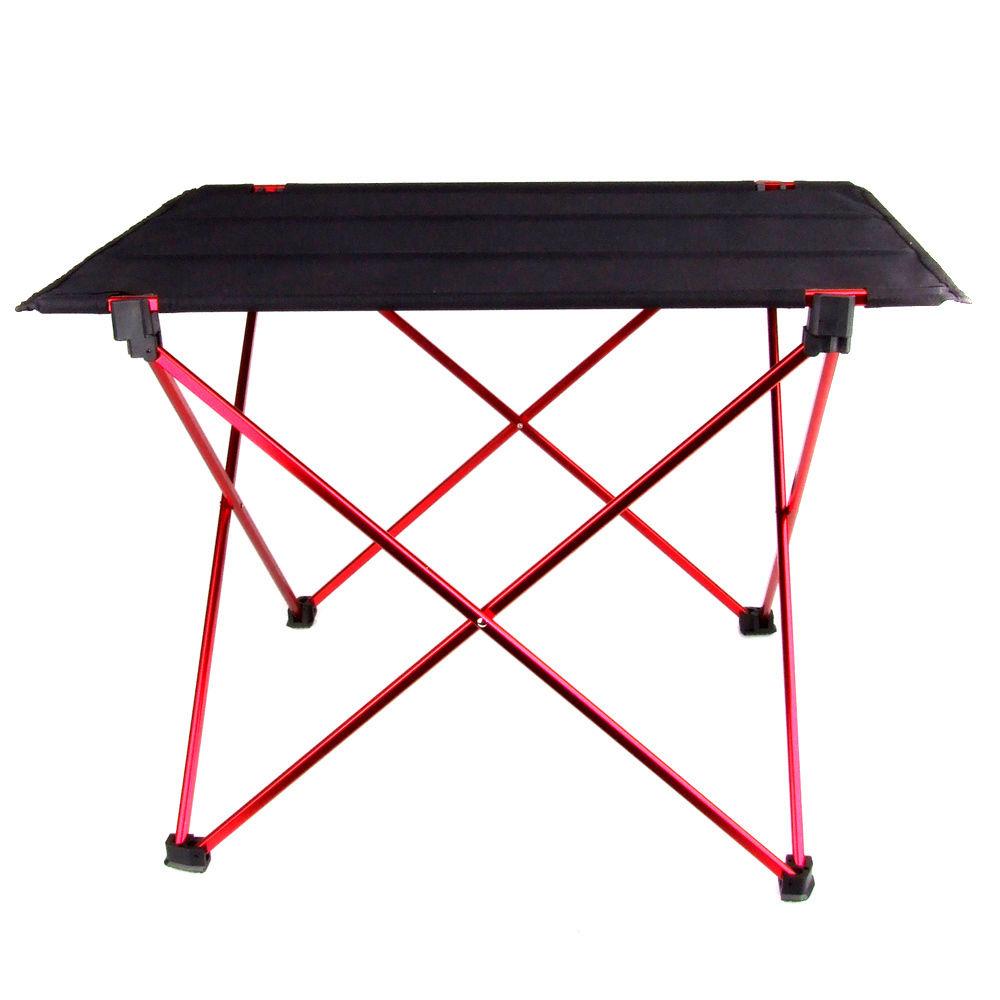 Portable Foldable Folding Table Desk Furniture Outdoor Picnic Aluminium Alloy(China (Mainland))