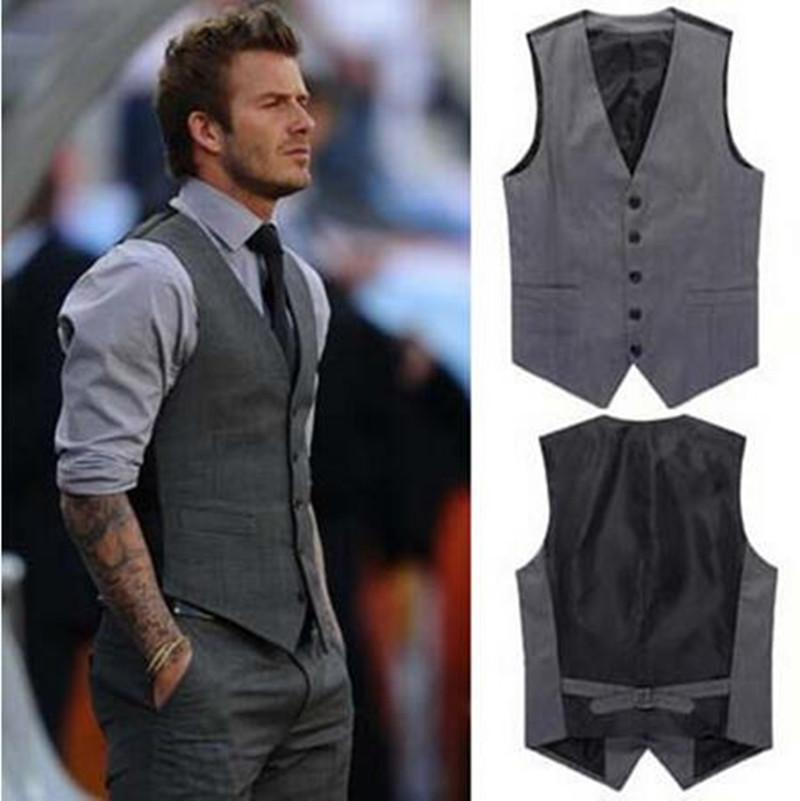 Online Get Cheap Mens Slim Fit Suit Vest -Aliexpress.com | Alibaba ...