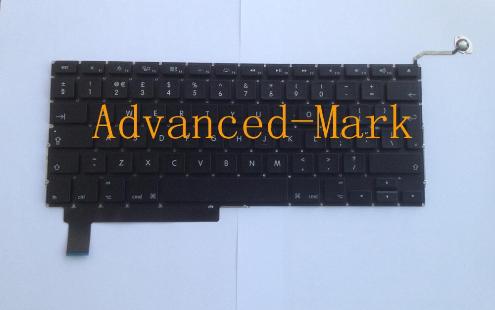 UK UI Keyboard Macbook Pro 15 inch A1286 2009 MB985 MB986 2010 MC371 MC372 2011 MC721 MD322 2012 MD103 MD104 2013 - ADVANCED MARK LTD store