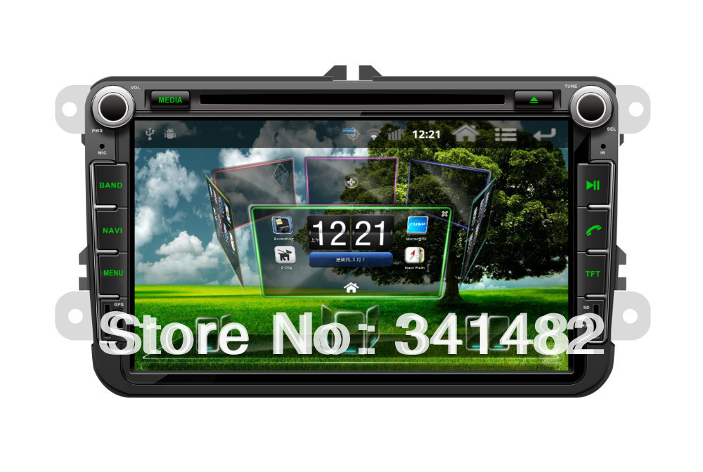 Android CAR DVD PLAYER WITH GPS FOR SKODA OCTAVIA Navigation Radio Bluetooth PIP TV Free Maps - Shenzhen TomTop E-commerce Technology Co., Ltd. store