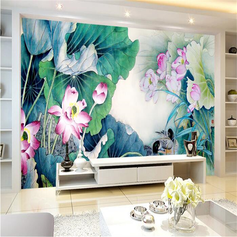Compare prices on duck wall murals online shopping buy for Custom mural cost