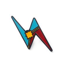 Capitan Marvel Nick Fury Cercapersone Spilli Spille Avengers 4 Distintivo Spille Spilla per Le Donne Degli Uomini Del Cappotto Cappello Sacchetto di Gioielli(China)