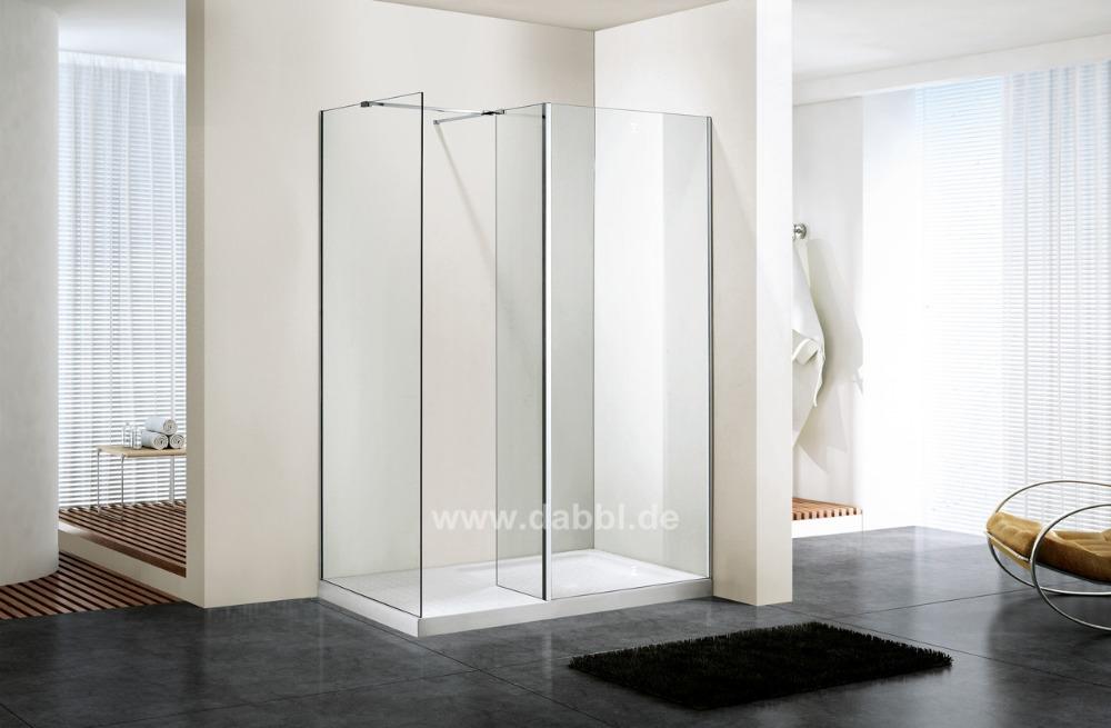 Achetez en gros porte de douche sans cadre en ligne des grossistes porte de douche sans cadre - Cabine de douche sans porte ...