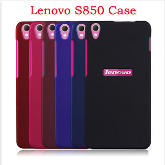 Lenovo S850 Case, Rubber Hard Back Cover Case s850T phone cover ,colorful cell case - New- Fashion store