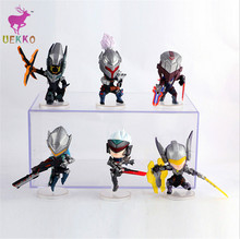 UEKKO Brand New hot sale Game anime figure PVC doll toy LOL Source program plan action Model For Collection / Gift Original Box