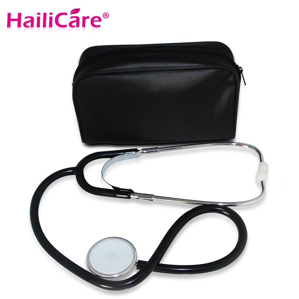 2017 Health Care Professional Medical Blood Pressure Monitor Stethoscope meter estetoscopio Aneroid Sphygmomano Measure Device
