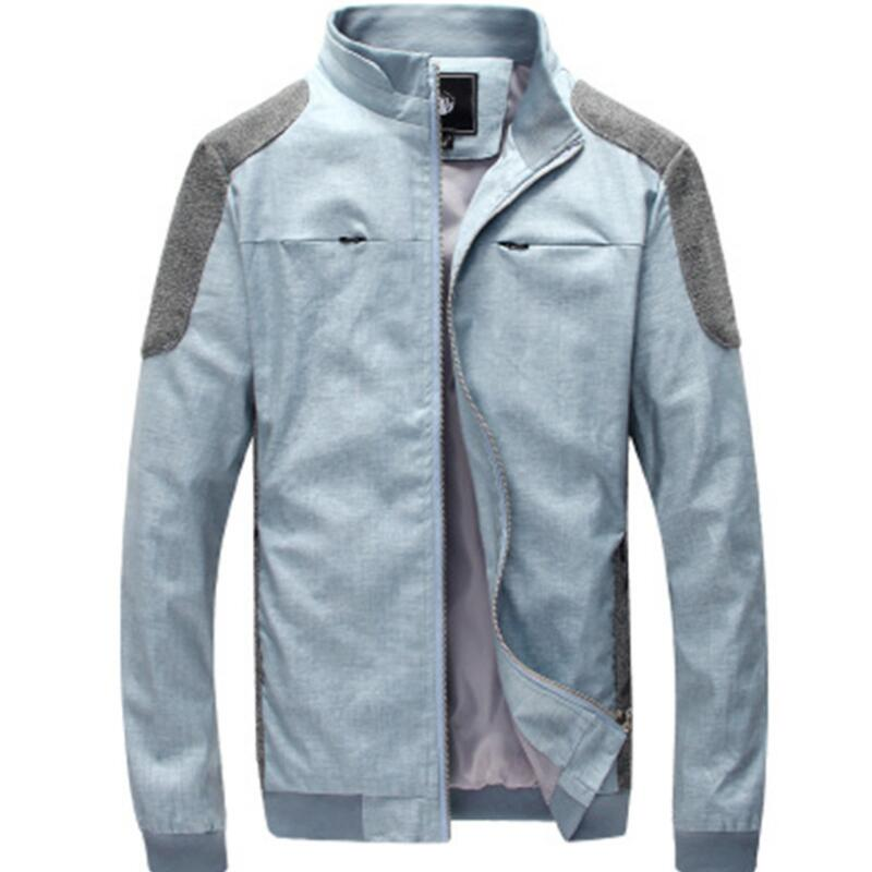 Men Jacket The New 2016 Mens Coats And Jackets Mens Fashion Leisure Large Size Outdoor Splicing Jacket Mens Jackets And CoatsОдежда и ак�е��уары<br><br><br>Aliexpress