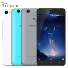 Original Blackview E7 5.5Inch Fingerprint Mobile Phone MTK6737 Quad Core Android 6.0 4G LTE Smartphone 1G RAM 16G ROM Cell phone(China (Mainland))