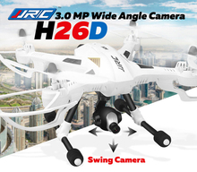 2016 JJRC Professional RC Quadcopter H26D 3 0MP Wide Angle Camera 2 4G 4CH 6 Axis
