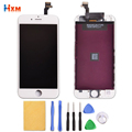 For Apple iphone 6 LCD Display Touch Screen With Digitizer Assembly 4 7 inch White for