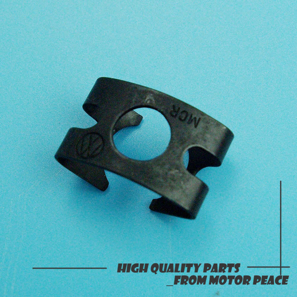 For VW Skoda Fabia Superb New Hard Line To Flexi Pipe Clips 4D0611715B 4D0 611 715 B 4D0 611 715B(China (Mainland))