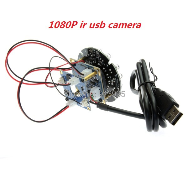 2.0 megapixel usb 2.0 camera HD CMOS OV2710 MJPEG &&YUY2 infrared usb camera linux, android, Windows