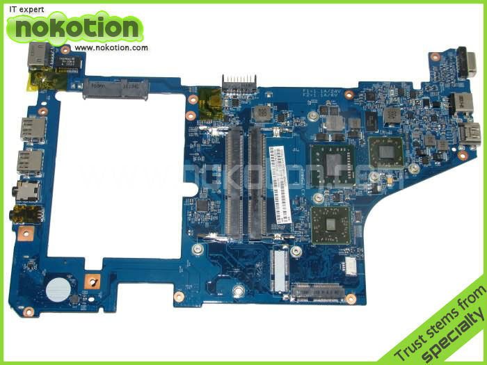Laptopmother for Acer Aspire One 721 Series MBSBB01006 Mainboard 48.4HX01.031 AMD RS880M Mother Board Integrated DDR3<br><br>Aliexpress