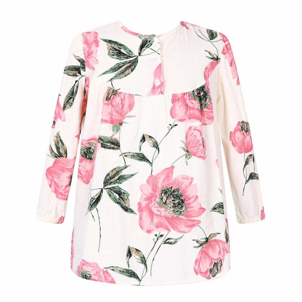 Цветочная Блузка В Омске