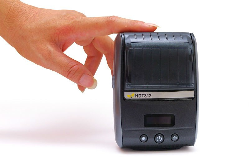 Great discout:2 inches Mini Portable Printer thermal receipt Printer (IrDA,RS232,no bluetooth)(China (Mainland))