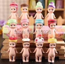 12 kinds Kewpie Doll Sonny Angel Mini Figure Laduree Collection PVC Figurine Sonny Angel Dolls 12 pcs/set Toys For Kids