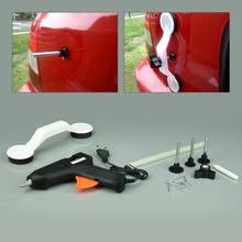 Free shipping!! Magic POPS A Dent Car Repair Kit & Ding DIY Car Dent Damage Repair Removal Tool with Glue Stick Gun(China (Mainland))