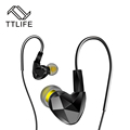 TTLIFE Handsfree Sport Auriculares Bluetooth Headset Earphone Wireless Headphones Ear Phone Earbud for Phone