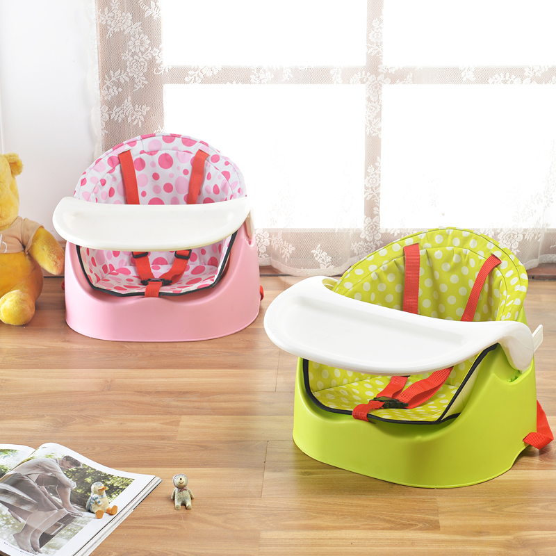 Folding Portable High Chairs & Boosters / baby dining chair seat dinner table 1-3 years old.(China (Mainland))