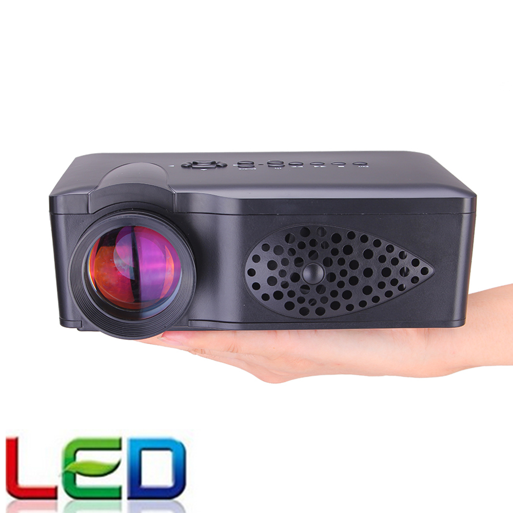 2016 new original led projector full hd multimedia mini for Best portable projector 2016