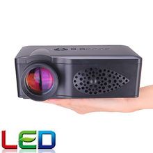 2016 New Original LED Projector Full HD multimedia Mini Portable Home Theater 1080P ATV beamer video portable proyector(China (Mainland))