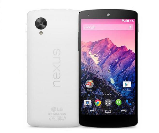 LG Nexus 5 Original 32g Unlocked Android phone Quad-core GSM 3G&4G WIFI GPS  8MP D820 / D821   Free shipping
