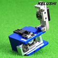 KELUSHI Fiber Optic Tool Fiber Cleaver Single Mode 125um Cutter For Fiber Optical Cold Connector Connection