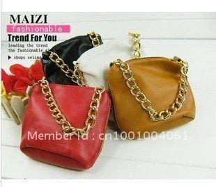 Free shipping!Designer Handbag Satchel Purse pu leather Tote shoulder Messenger Bag candy color