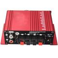 Mini 2CH Hi Fi Stereo MA 150 12v 2A Amplifier Booster DVD MP3 Speaker for Car