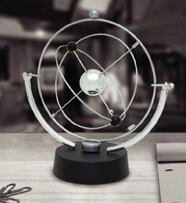 Stainless Steel Perpetual Motion Machine Desktop Decoration(China (Mainland))
