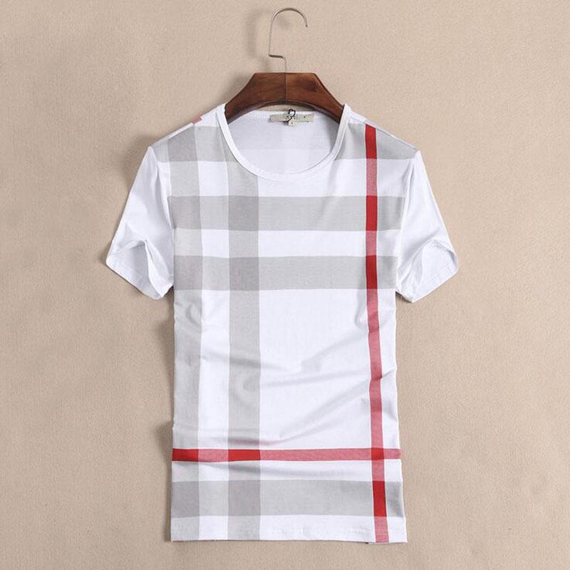 2015 summer style Brand 100% cotton Short Sleeve Printed fitness t shirt men dress t-shirt mens shirts tshirt T99(China (Mainland))