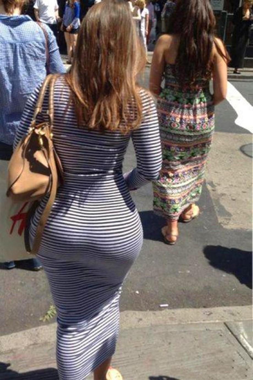 Фото женщины в теплых штанах вид сзади 14 фотография