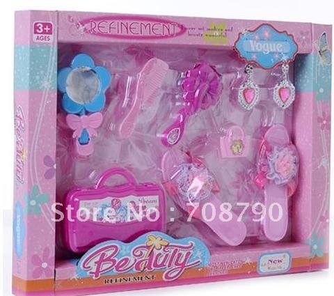 Children's beauty toys / Slippers bags toys