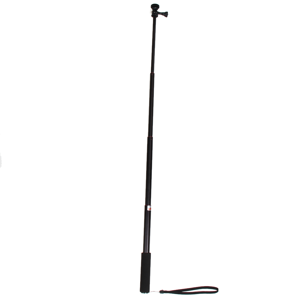 image for Extendable Pole Stick Telescopic Handheld Monopod High Quality Selfie