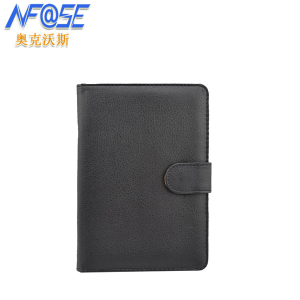 Magnet Closure Protective Leather Cover Case For Sony PRS T1 T2 Ereader book Colors + Screen Protector + Touch Stylus As Gift(China (Mainland))