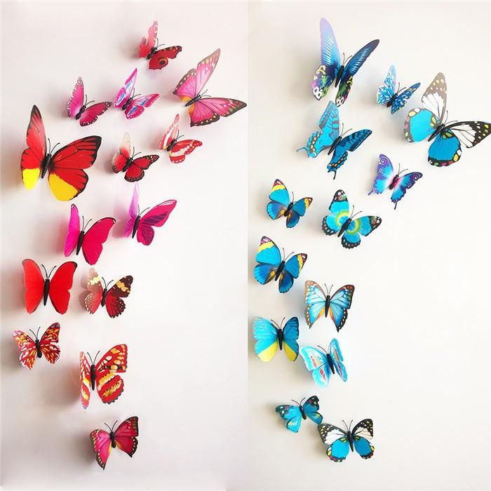 Как сделать бабочку декоративную