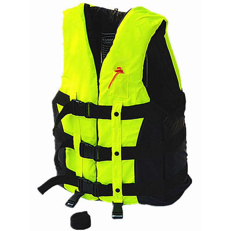Adult Ultralight EPE Foam Fishing Drifting Swimming Life Jacket Vest Load Weight Up To 90KG For Fishing Surfing Boating Sailing(China (Mainland))