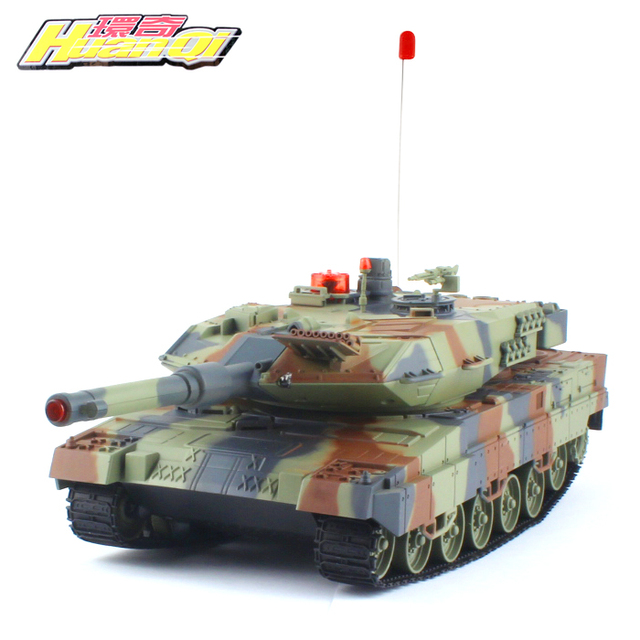 Remote wireless infrared tank rotating 1.5