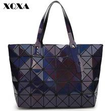 Bao Bao Famous Brand Woman Bag Plaid Tote Bag Women's Handbags Fashion Shoulder Bags Diamond Lattice Bolsa Feminina
