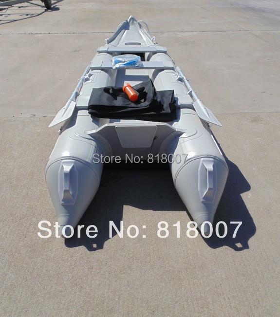 GTK370 Goethe 3-people Inflatable Kayak Boat(China (Mainland))