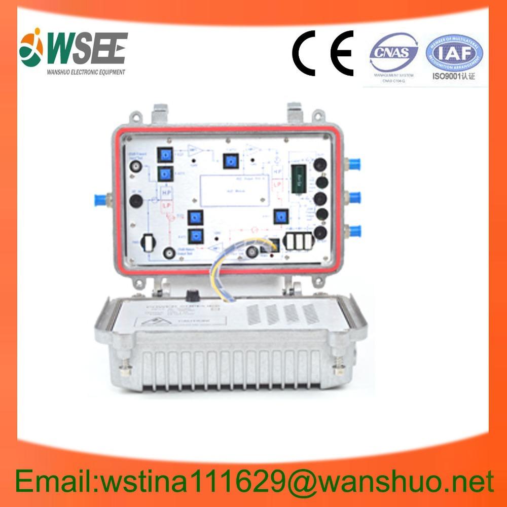 Outdoor catv 220v 860MHz trunk amplifier(China (Mainland))