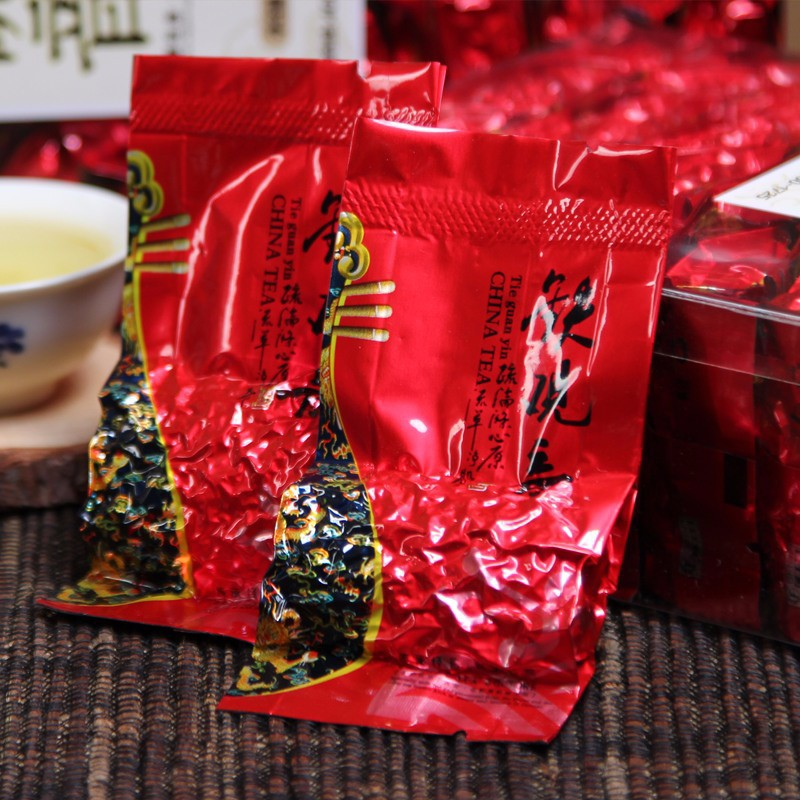 strong fragrance  tieguanyin tea (3)