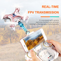 1 Piece Cheerson Mini FPV Drone With 0 3MP Camera Phone WIFI Remote Control Helicopter ABS
