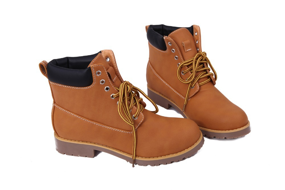 We have lace-up boots for women at great prices, including many pairs on sale. We have ankle, knee, and thigh high women's lace-up boots, plus leather boots and boots for the elements, so you can be both stylish and protected.