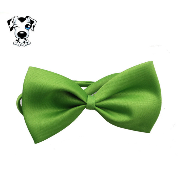 New Design Fashion Cute Dog Puppy Cat Kitten Pet Toy Kid Bow Tie Necktie Clothes free shipping