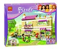 Bela 10164 Friends Olivia Villa Party Carnival Toys Gift Minifigures Building Block Minifigure Toys Best Toys
