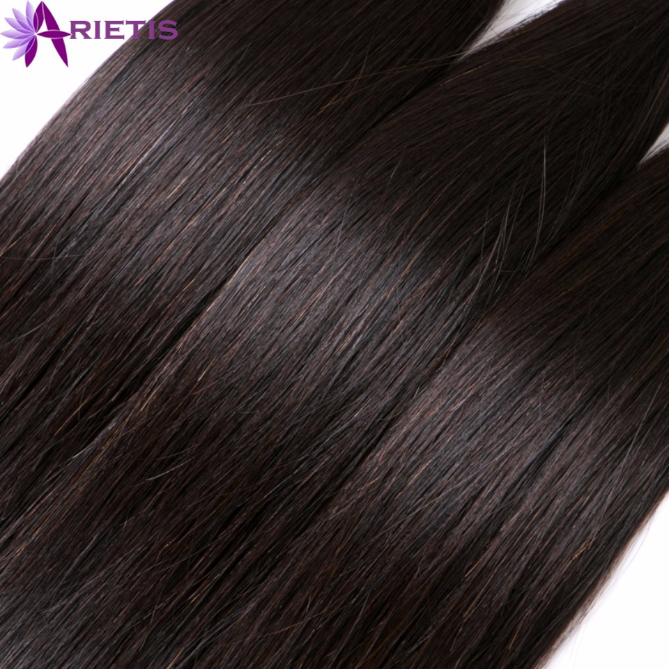 Peruvian Virgin Hair Straight Virgin Human Hair Weave Bundles 3PC Rosa Hair Products Peruvian Straight Virgin Hair Bundle Deals