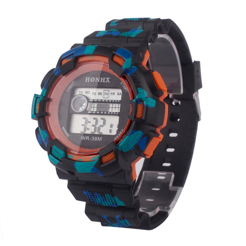 Excellent Quality Sports Men Watches Luxury Brand LED Electronic Digital Watch Waterproof Outdoor Men Wristwatches Sport