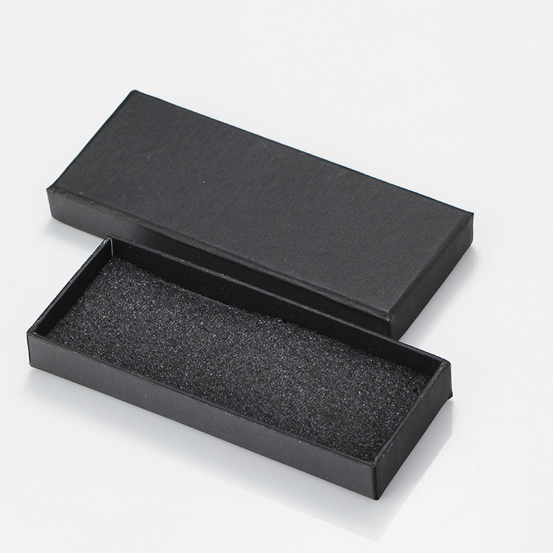 2018 Wholesale Sale New Arrival Practical Matte Black Gift Box